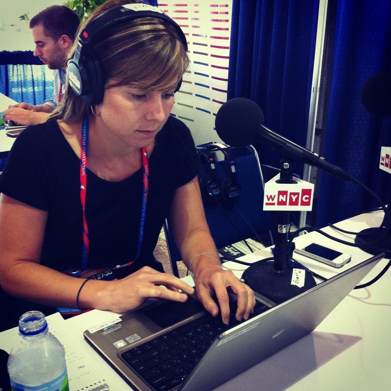 WNYC Reporter Anna Sale