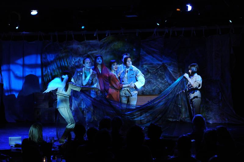 Opera Omnia's production of Cavalli's 'Giasone'