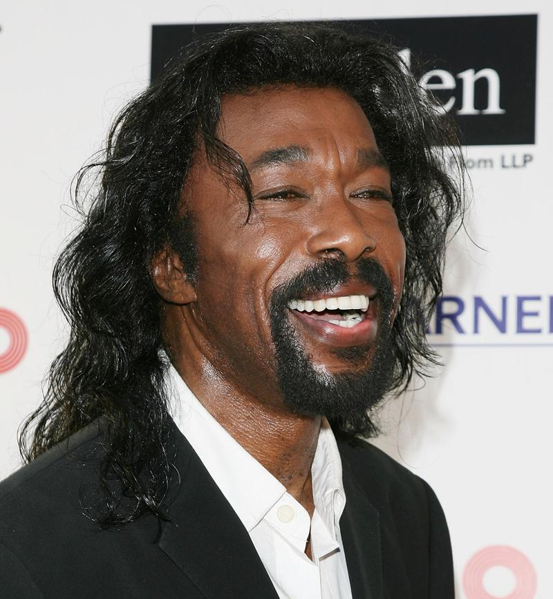 Songwriter Nickolas Ashford attends the Apollo Theater Fourth Annual Hall Of Fame Induction Ceremony at the Apollo Theater on May 2, 2008 in New York City.