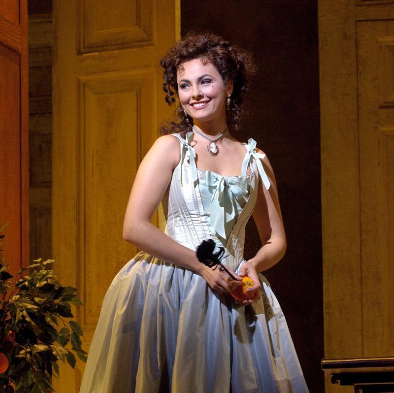 Isabel Leonard as Rosina in 'Il Barbiere di Siviglia'