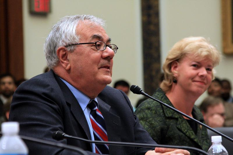 Congressman Barney Frank testifies in favor of the Employment Non-Discrimination Act.