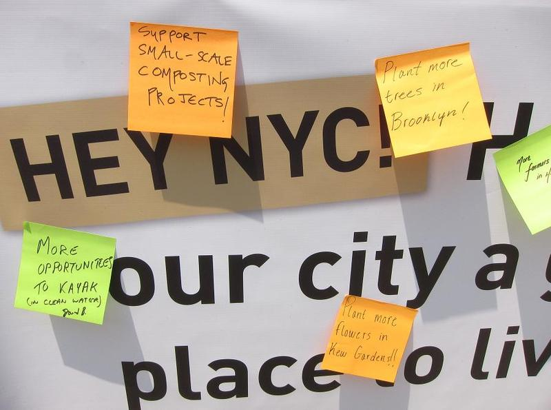 A new NYC social media site aims to turn ideas on improving the city into actions