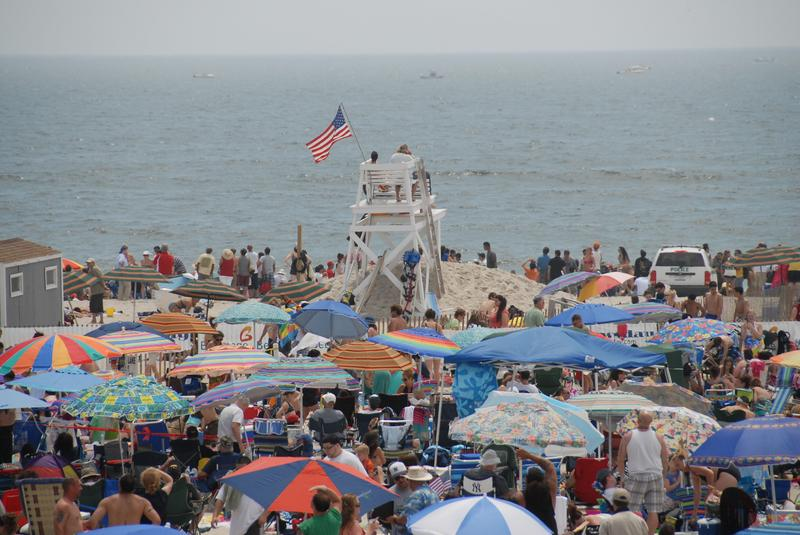 Hundreds of thousands attend the Jones Beach air show each year.