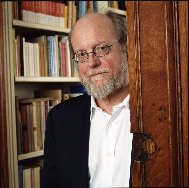Composer Charles Wuorinen