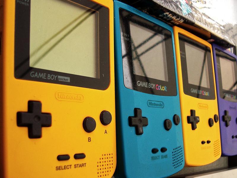 Nintendo Game Boys