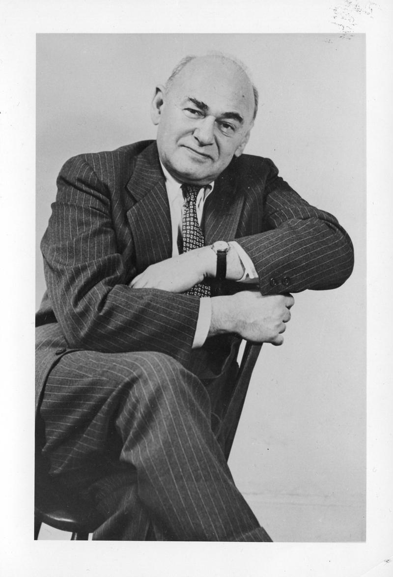 Gilbert Seldes, circa 1962
