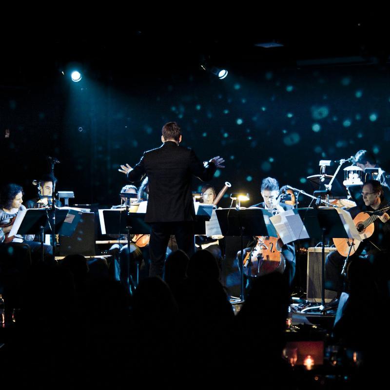 International Contemporary Ensemble and Matthias Pintscher