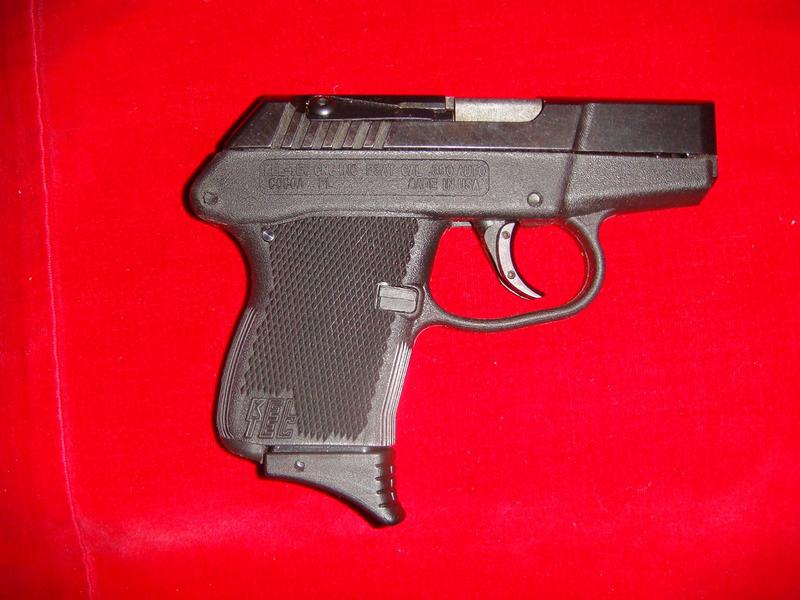 Kel-Tec pistol