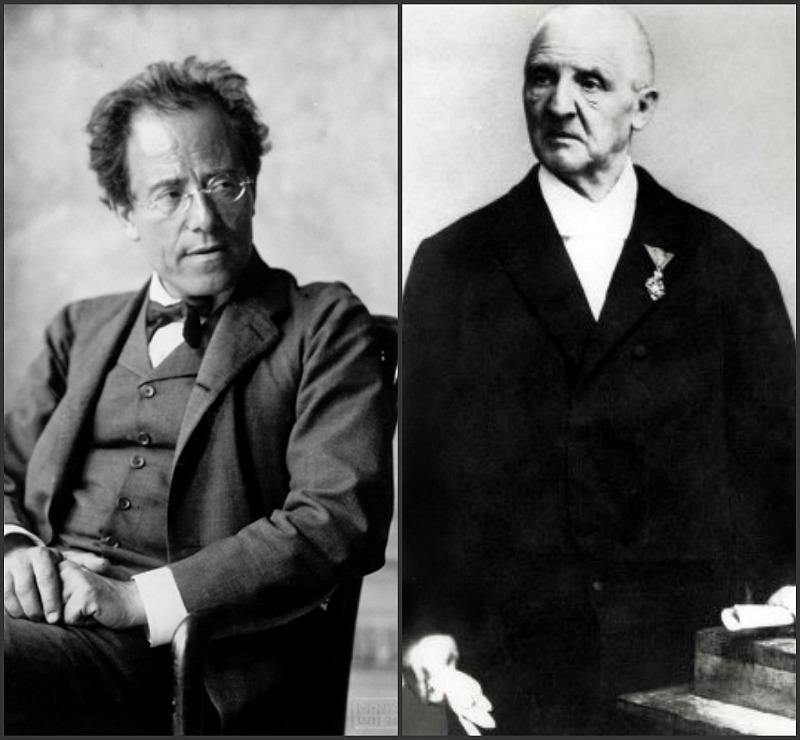 Mahler vs. Bruckner: Who's more epic?