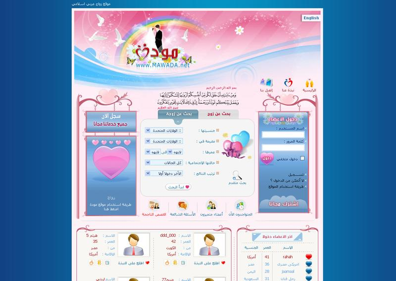 Mawada.net, an online dating site popular in North Africa has been used by Libya's opposition movement to communicate secretly.