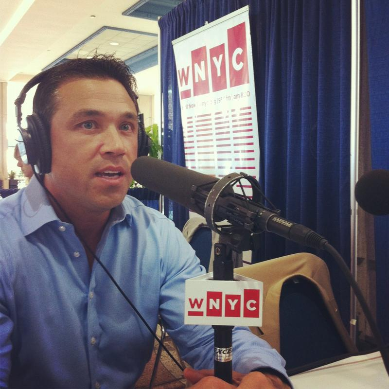 Staten Island Representative Michael Grimm live from Radio Row at the RNC in Tampa