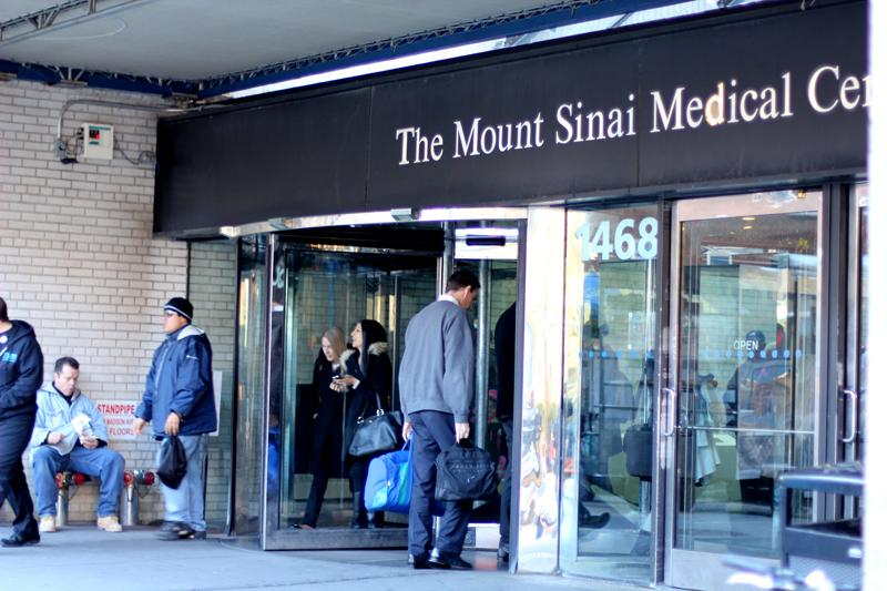 Enrollees need to look at which hospitals are in-network with which plans. Mt Sinai Hospital is out-of-network for Empire Blue Cross Blue Shield on the New York State health exchange.