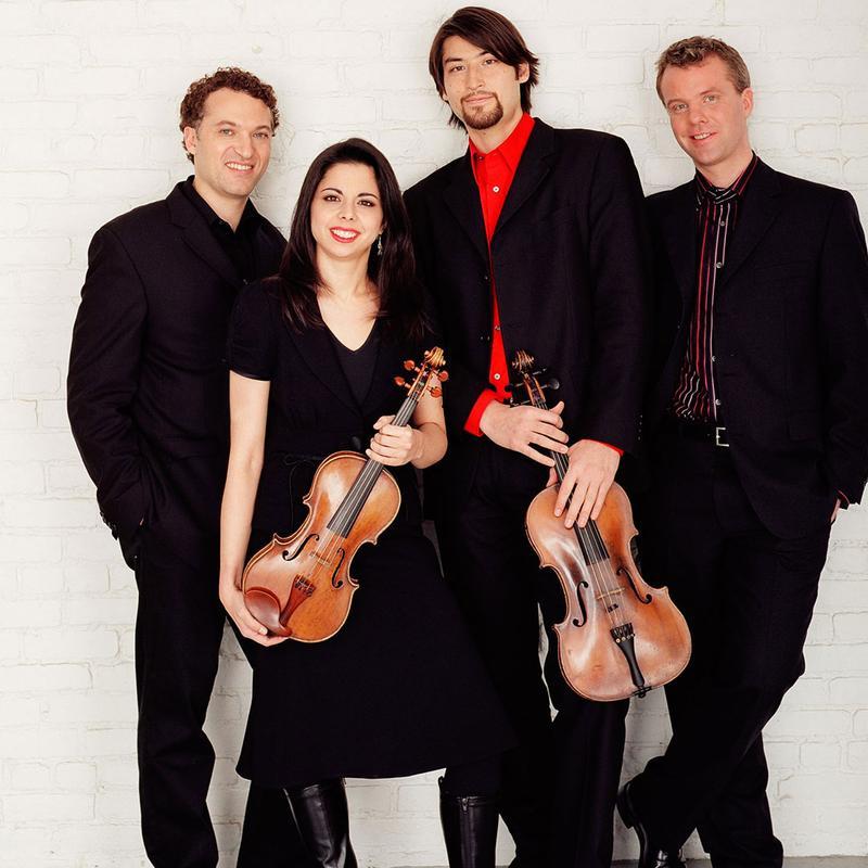 The Pacifica Quartet