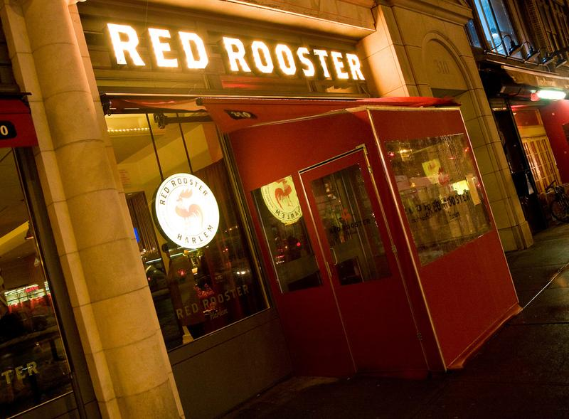 The Red Rooster restaurant in Harlem