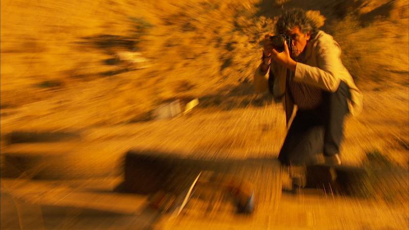 "Still from the documentary ""Reportero,"" by Bernardo Ruiz"