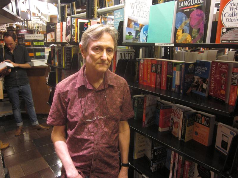 Terry McCoy, a co-owner of St. Marks Bookshop