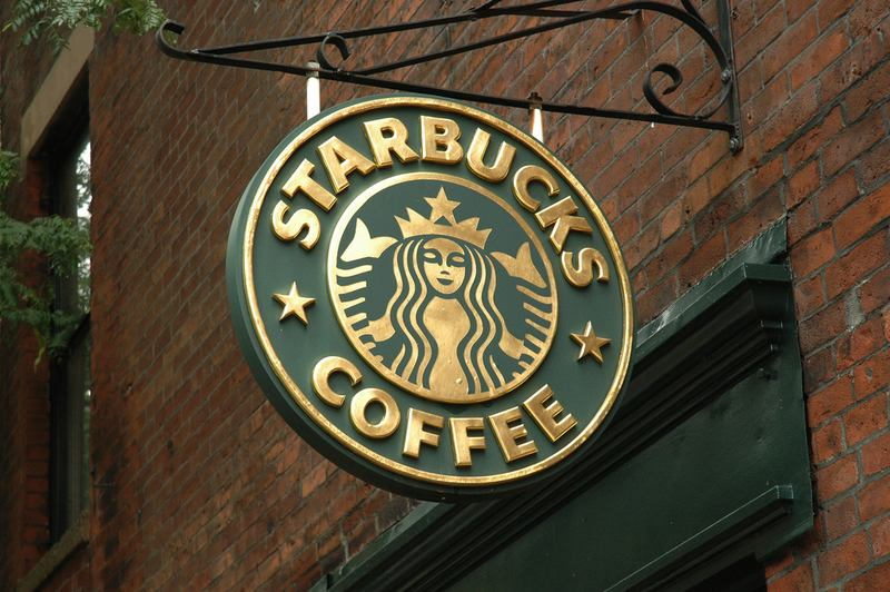 Starbucks Coffee Store, Boston