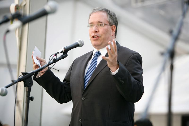 Manhattan Borough President Scott Stringer