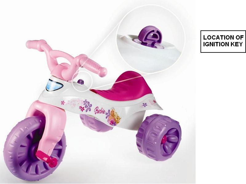 One of the Fisher-Price tricycles being recalled today.