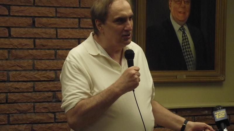 Brooklyn Democratic leader Vito Lopez