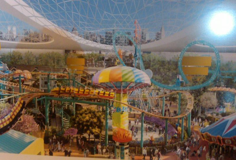 american dream theme 9/13/16 - triple five and nickelodeon to bring brand new nickelodeon universe theme park to american dream.