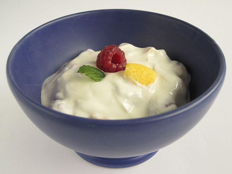 New York is the No. 1 producer of yogurt in the country.