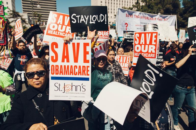 Rally to save the ACA