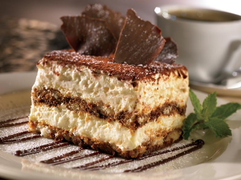 At 820 Calories, Maggianou0027s Tiramisu Packs In More Than The Tiramisu Served  At Olive Garden