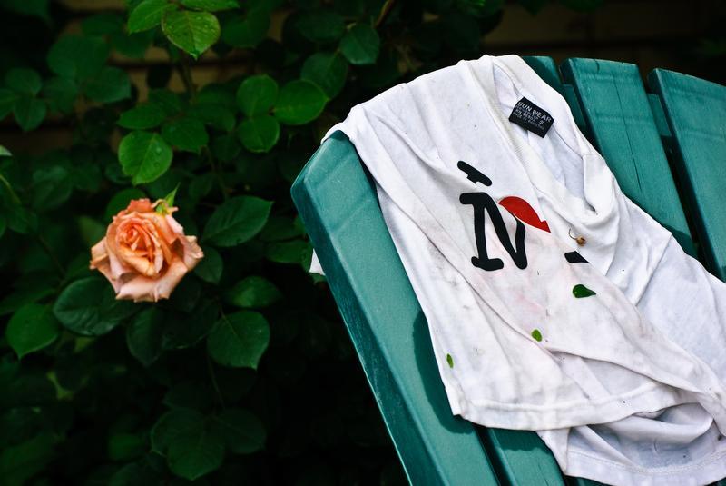 I love NY and Roses