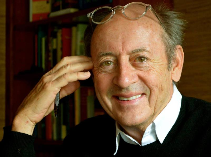 Billy Collins' latest collection, Aimless Love, is out now.