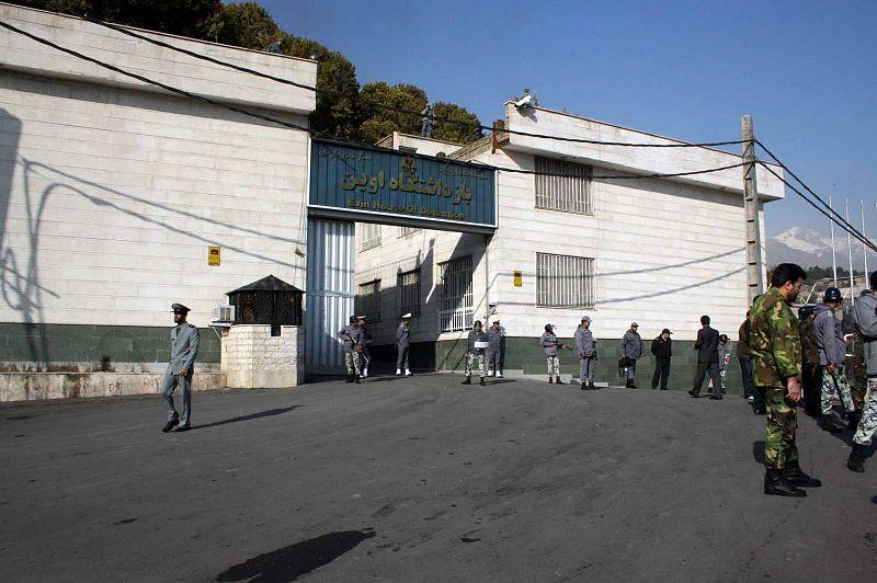 Evin prison has held political prisoners since the 1979 Iranian Revolution.