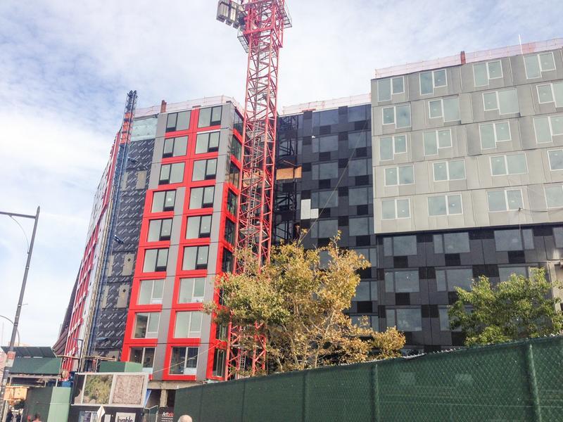 Arrested Development Housing Stalls At Barclays Center