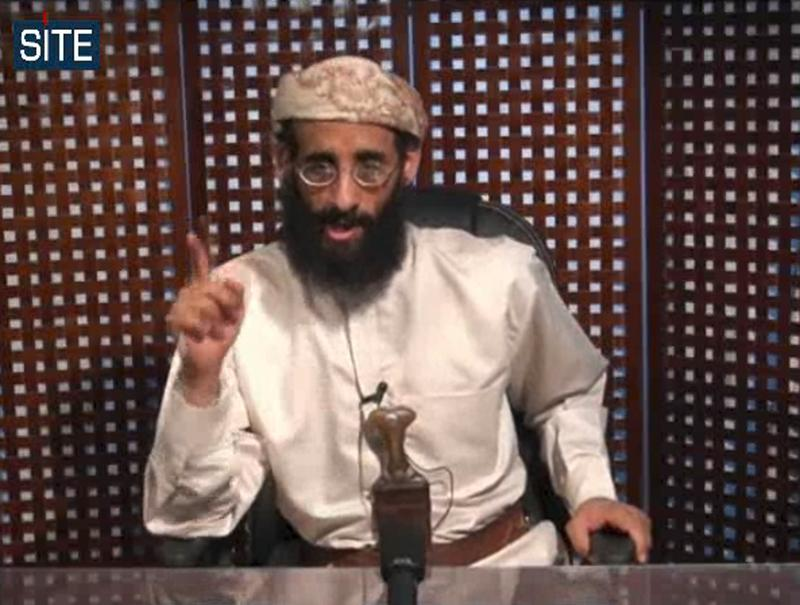 Al Qaeda propagandist Anwar al-Awlaki