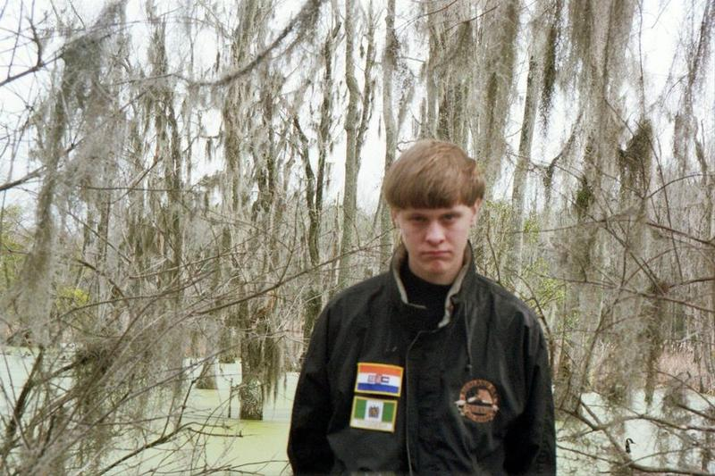 Shooting suspect 21-year-old Dylann Roof.