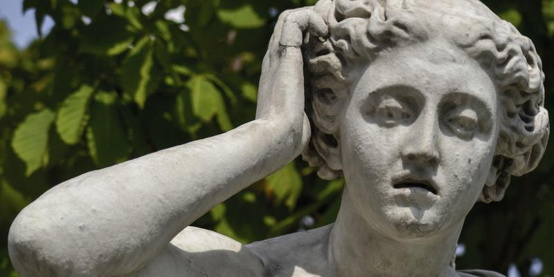 Andromache is about to face palm over your incorrect use of Greek tragedy to explain the Greek debt crisis.