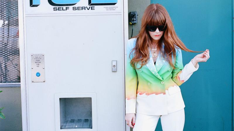 Jenny Lewis' upcoming third solo album, <em>The Voyager</em>, is out July 29.