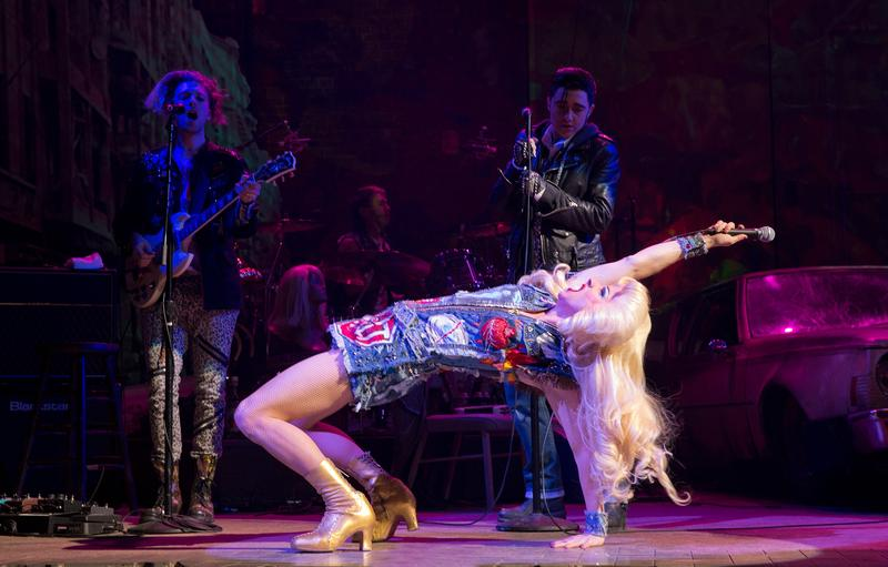 John Cameron Mitchell as Hedwig