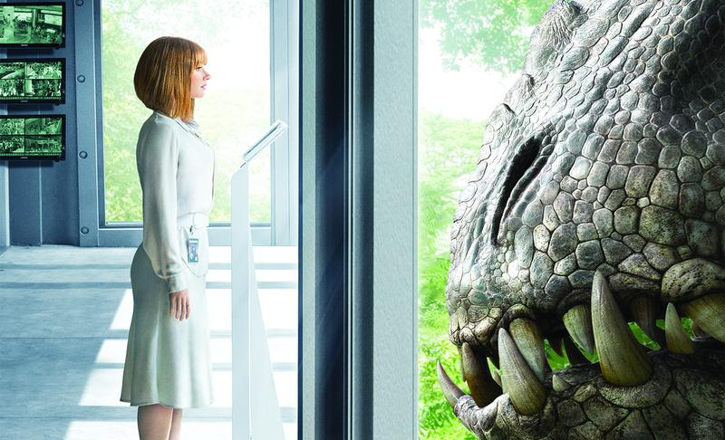 "Bryce Dallas Howard in ""Jurassic World"""
