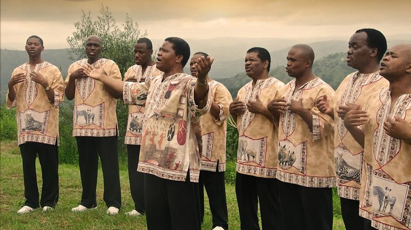 Ladysmith Black Mambazo's latest album, Always With Us, is out now.