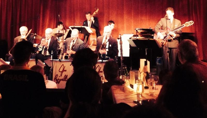 John Pizzarelli Swing Seven at Birdland