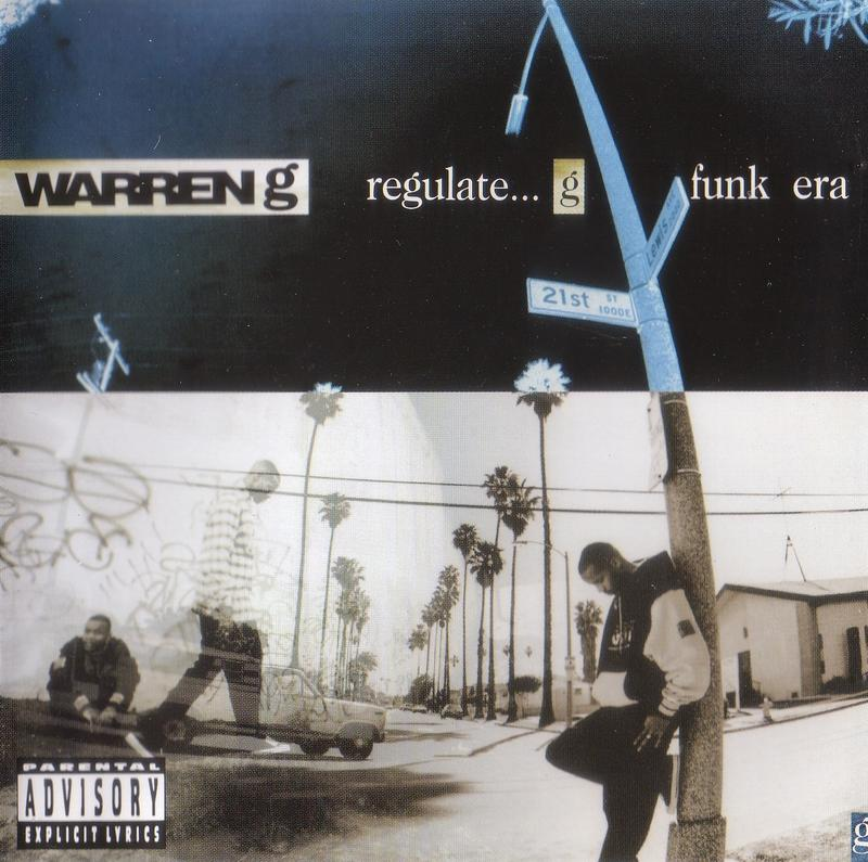 Warren G's 'Regulate' featuring Nate Dogg topped at No. 2 in the summer of 1994.