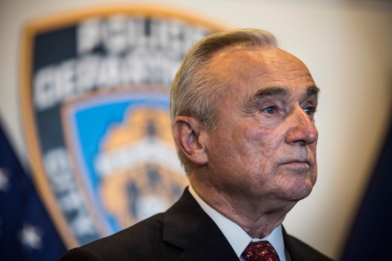 New York Police Department Commissioner Bill Bratton says they've confirmed a work slowdown, but is now working to correct it.