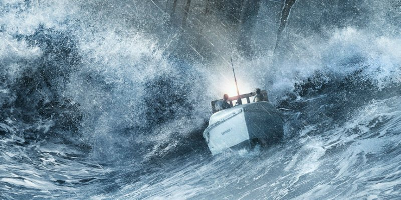 "Promotional image for the film ""The Finest Hours."""