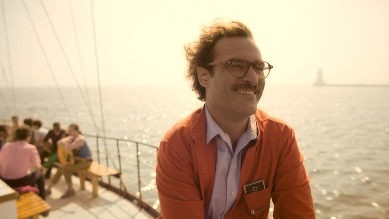 "In ""Her,"" Joaquin Phoenix plays Theodore, a lonely guy who falls in love with his incredibly caring, funny, and sexy computer operating system"