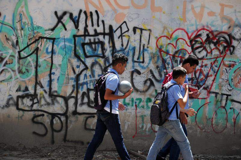 Honduras violence prevention programs help kids stay out of gangs.