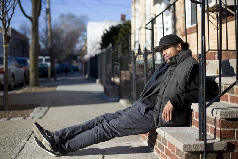 East New York resident Joshua Jacobo.