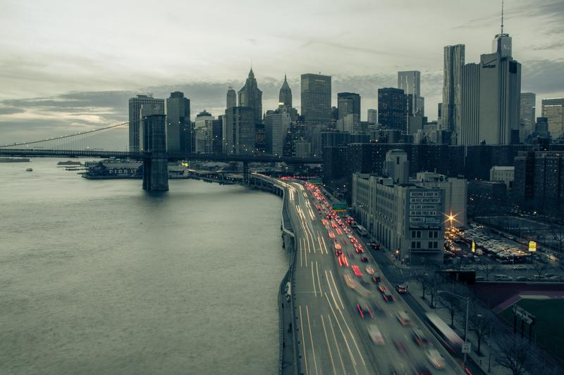 Lawmakers are considering a plan to charge a fee to drive into the center of New York City while cutting all outer-borough bridge tolls.