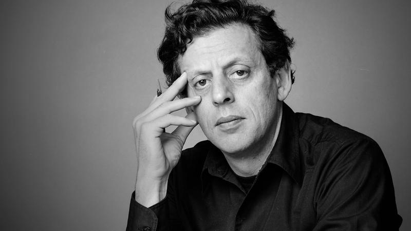 Philip Glass in 1980