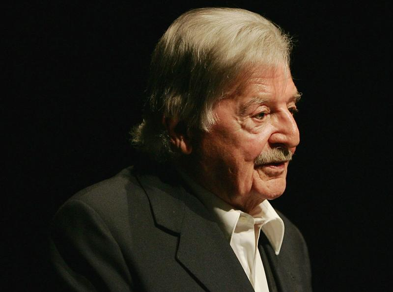 The late Australian composer Peter Sculthorpe