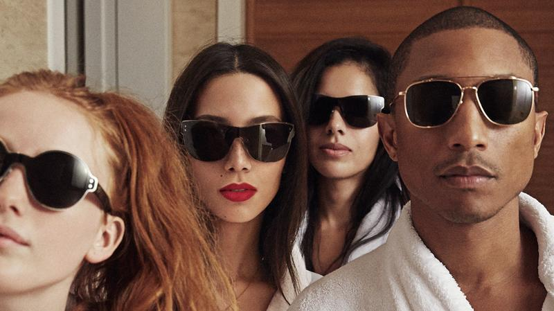 Pharrell's 'G I R L,' his first album in eight years, is out now.